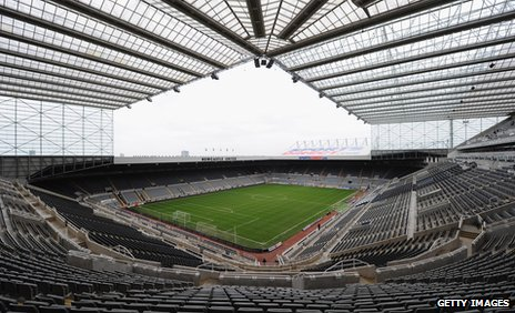 St James&#039; Park