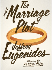 Book cover of The Marriage Plot