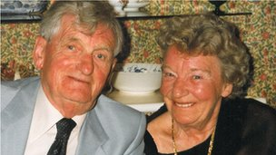 Joe and Marjorie Gallon