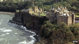 Culzean Castle. Pic: NTS