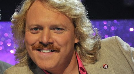 Leigh Francis as Keith Lemon