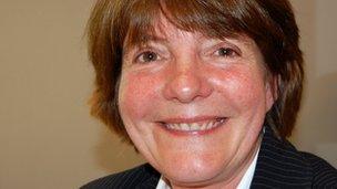 Deputy Carla McNulty-Bauer