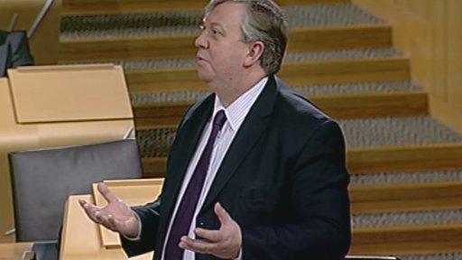 Labour's Michael McMahon