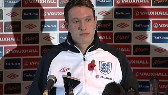 England defender Phil Jones