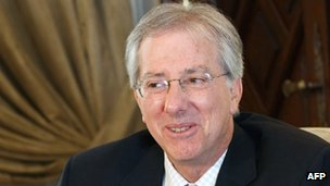 Dennis Ross, former US Middle East adviser