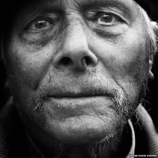War veteran by Brian David Stevens
