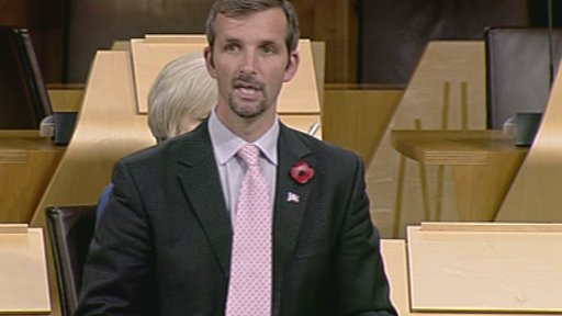 Scottish Liberal Democrat  Liam McArthur leads a member's debate on the exclusion of business from ADS