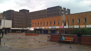 John Frost Square, Newport