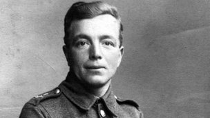 Private John William (Jack) Wilson