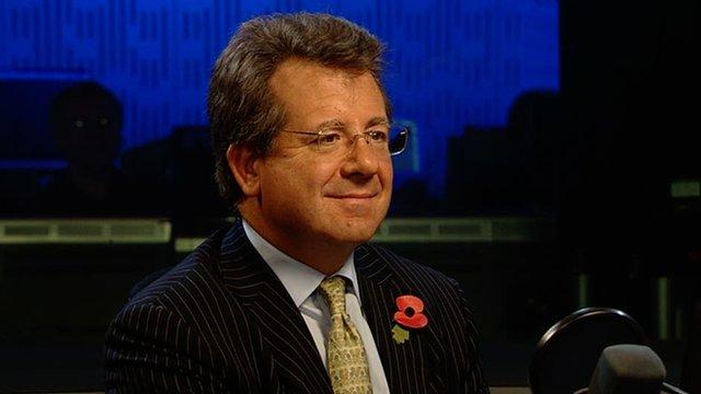 Mark Elborne, chief executive, General Electric