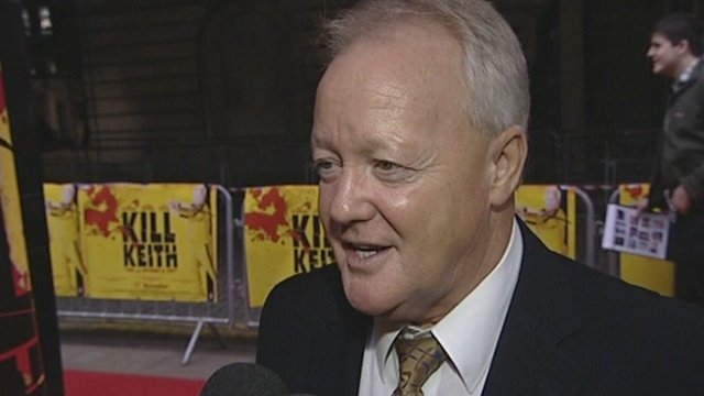 BBC News - Keith Chegwin on movie role in Kill Keith