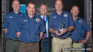 IED award