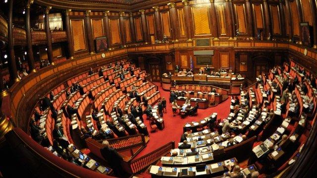 Italian Senate