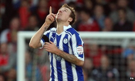 Chris Lines Sheffield Wednesday