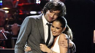 Snow Patrol and Cheryl Cole