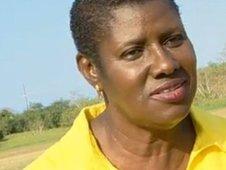Bolt&#039;s &#039;second mother&#039; Lorna Thorpe