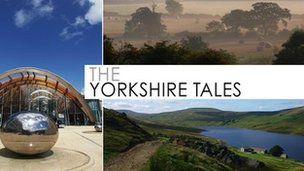 The Yorkshire Tales logo