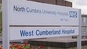 West Cumberland Hospital