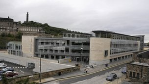 Edinburgh City Council buildings