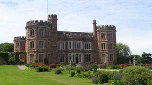 Mount Edgcumbe estate