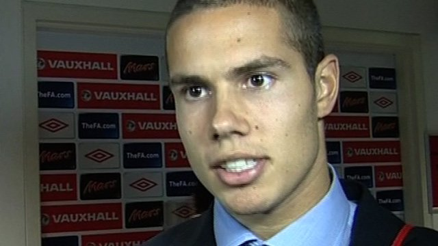 England&#039;s Jack Rodwell
