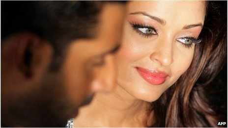 Aishwarya Rai and husband Abhishek Bachchan