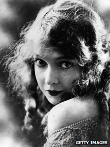 Lillian Gish (1893-1993) played waif-type heroines during her silent film career