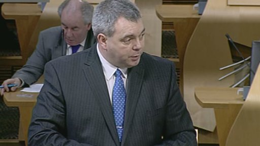 Scottish Conservative Housing spokesman leads debate on housing