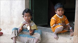 Hariya's grandchildren