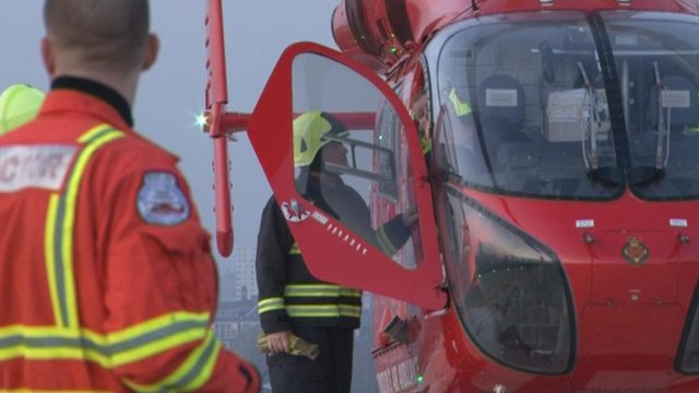 London&#039;s Air Ambulance