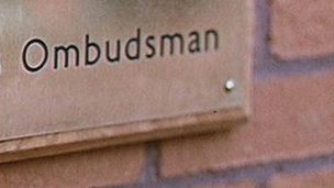 Ombudsman sign