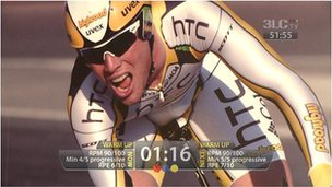 Mark Cavendish - 3LC