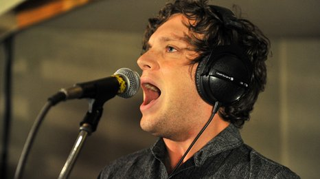Ed Macfarlane Friendly Fires singer
