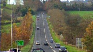 A5 road