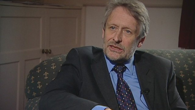 Sir Peter Soulsby is Leicester's first directly elected mayor