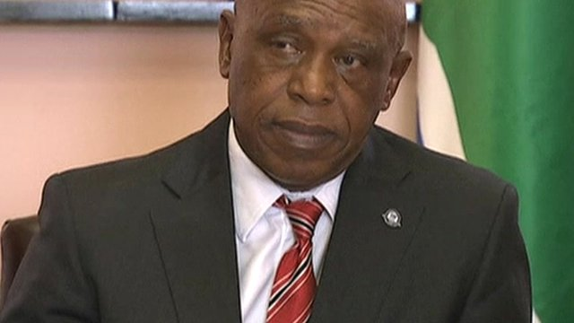South African Fifa committee member Tokyo Sexwale