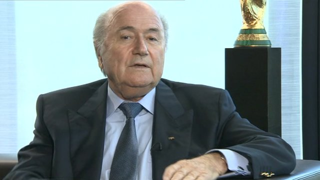 Sepp Blatter 