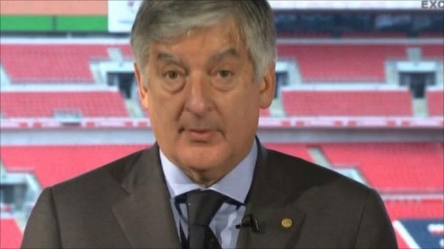 FA chairman David Bernstein