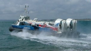 Southsea&#039;s hovercraft