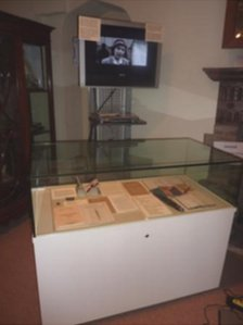 The British Resistance in Wales exhibition at Abergavenny Museum