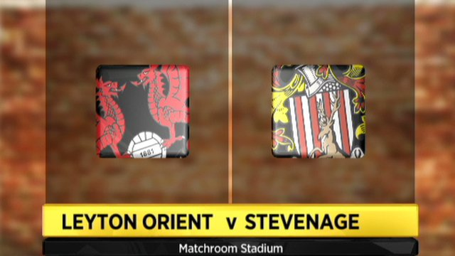 Leyton Orient 0-0 Stevenage