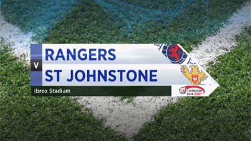 Rangers v St Johnstone
