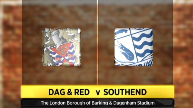 Dag & Red 2-3 Southend