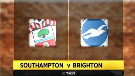 Southampton 3-0 Brighton