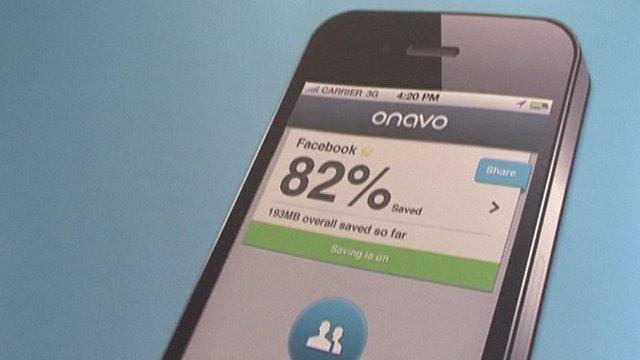 Onavo's app