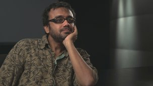 Screenwriter Akshat Verma