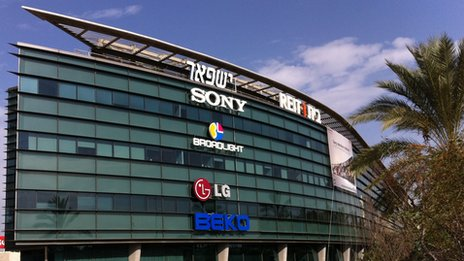 Sony and other companies, Israel