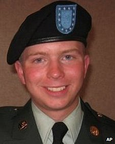 Bradley Manning file picture