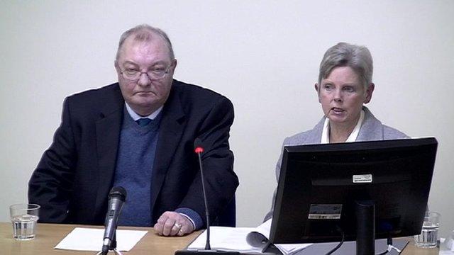 James and Margaret Watson