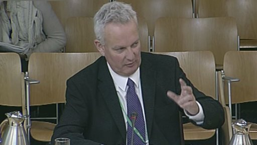 DWP gives evidence to Health Committee